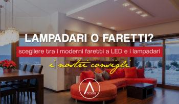 Illuminazione per la casa meglio lampadari a soffitto o faretti a