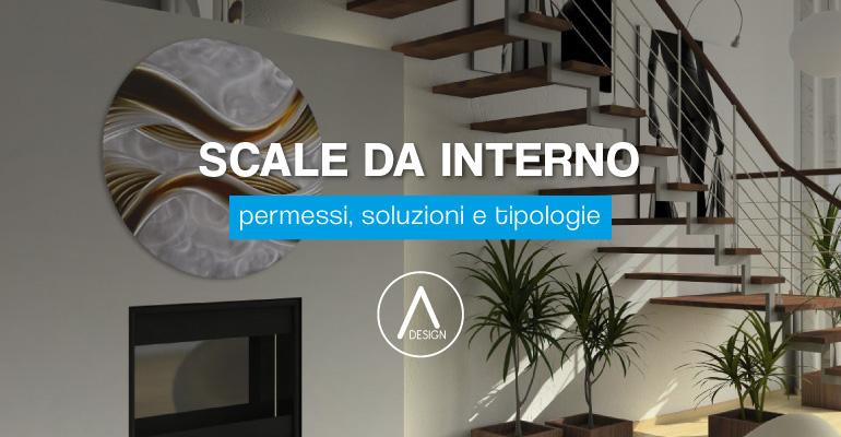 Scale Da Interno Soluzioni E Tipologie Per Scale Interne A