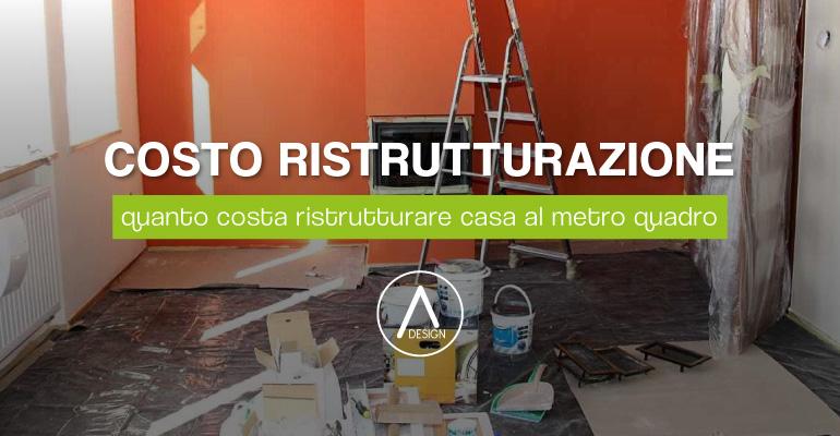 Ristrutturare casa costi al mq - Quanto costa ristrutturare una casa al mq ...
