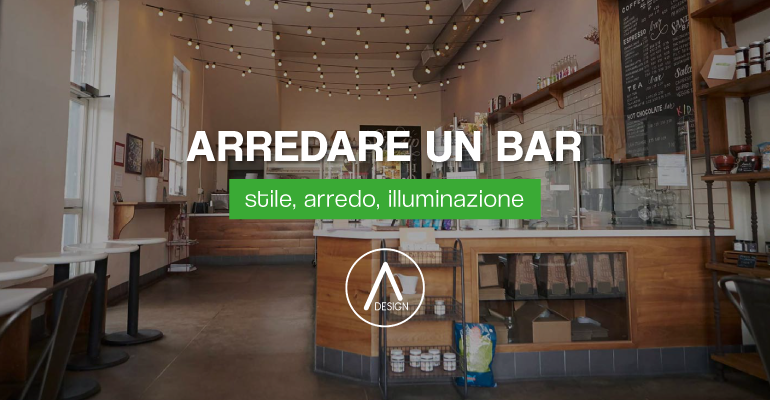 Come arredare un bar consigli su arredo stile for Arredare un bar