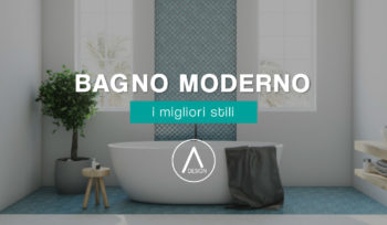 I migliori stili per un bagno moderno