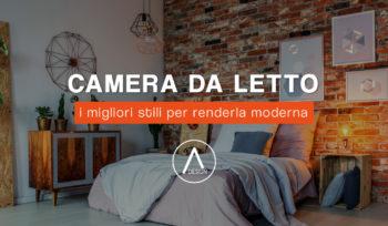 I migliori stili per una camera da letto moderna